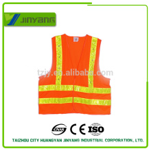 hi vis LED traffic flashing reflective safety vests